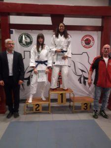 2. Platz Josefine Hielscher U18w