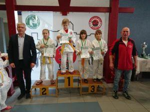3. Platz Karolina Michalska U10w