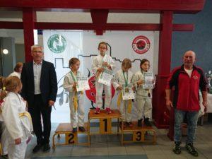 1. Platz Sophie Jäger U10w