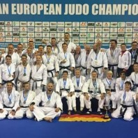 Veteran European Judo Championships in Glasgow