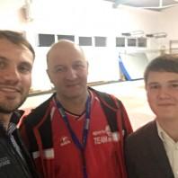 Besuch vom Brandenburgischen Judoverband