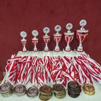 20 Medaillen beim Pokalturnier in Lauchhammer