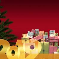 Frohe Weihnachten und ein gesundes neues Jahr 2019