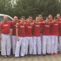 Lauchhammeraner Judo-Jungs verewigen sich mit Edelmetall!