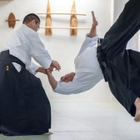 Aikido Workshop mit Christoph Tischer – 5. Dan Aikido