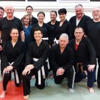 1 Jahr Selbstverteidigung beim Budo-Verein Lauchhammer