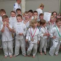 Judo spielend lernen