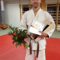 Neuer Judomeister im Budo-Verein Lauchhammer e.V.