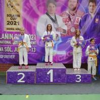 International Judo Tournament – Solanin Cup 2021