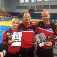 Jubel über vordere Plätze bei der Deutschen Meisterschaft Ü30