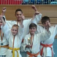 Kleine Judoka ganz groß!