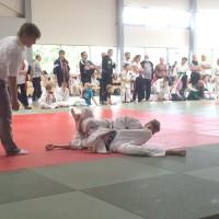 Junge Judoka messen sich erfolgreich – 170 Kinder nahmen am 7. Pokalurnier in Lauchhammer teil