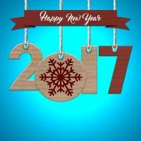 Neujahrswünsche 2017