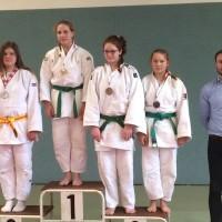 Silbermedaille bei der NODEM u15