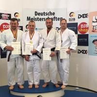 Bronzemedaille bei der Deutschen Meisterschaft ü30