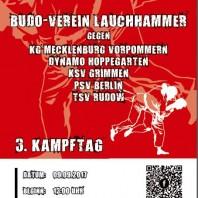 9. September 2017 – 3. Kampftag der Regionalliga Nordost